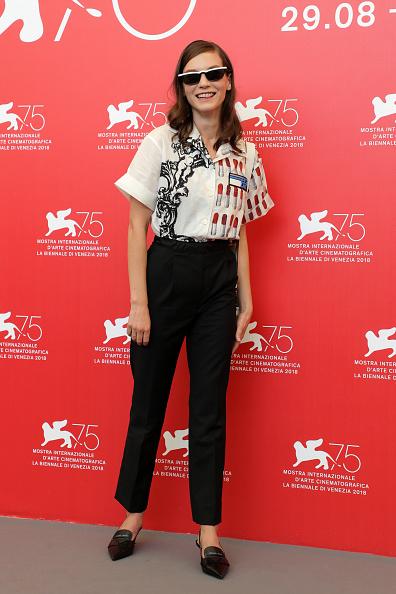 Photo Call「The Mountain Photocall - 75th Venice Film Festival」:写真・画像(8)[壁紙.com]