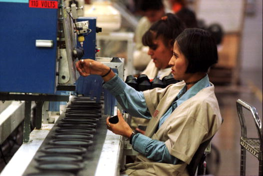 Free Trade Agreement「Workers in the Maquiladoras in Mexico」:写真・画像(9)[壁紙.com]