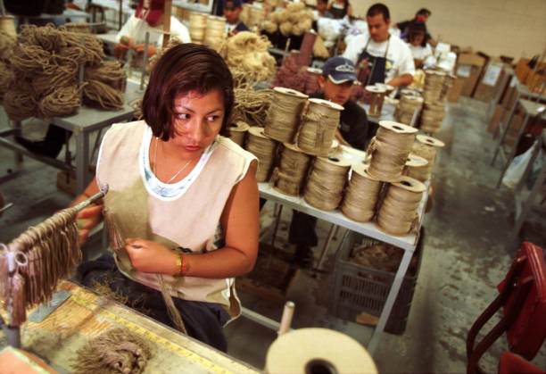 Workers in the Maquiladoras in Mexico:ニュース(壁紙.com)