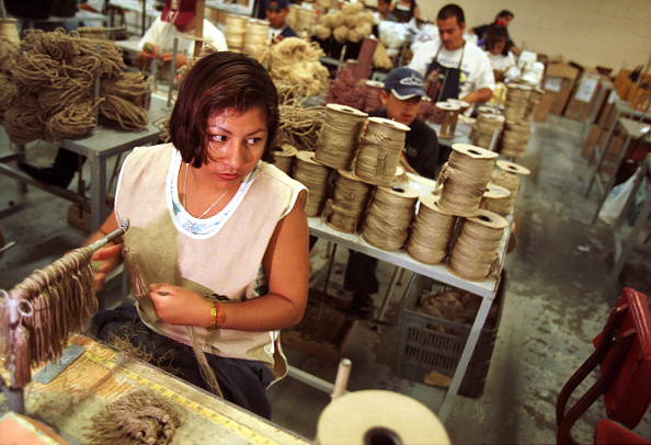 Economy「Workers in the Maquiladoras in Mexico」:写真・画像(10)[壁紙.com]