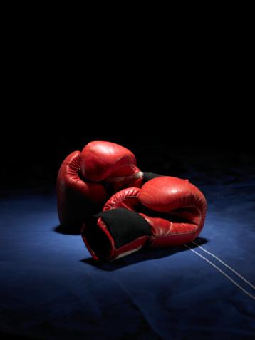Pair「Red boxing gloves」:スマホ壁紙(3)