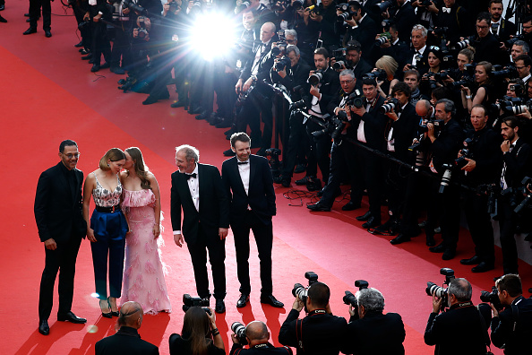 """72nd International Cannes Film Festival「""""Oh Mercy! (Roubaix, Une Lumiere)""""Red Carpet - The 72nd Annual Cannes Film Festival」:写真・画像(7)[壁紙.com]"""