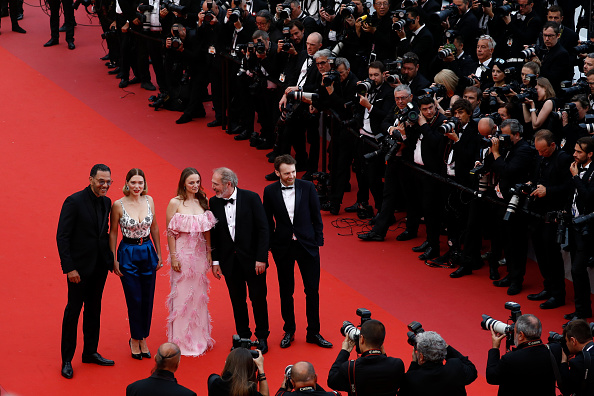 """72nd International Cannes Film Festival「""""Oh Mercy! (Roubaix, Une Lumiere)""""Red Carpet - The 72nd Annual Cannes Film Festival」:写真・画像(6)[壁紙.com]"""