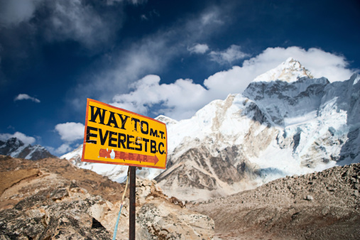 Sagarmāthā National Park「Way to Everest Base Camp」:スマホ壁紙(6)