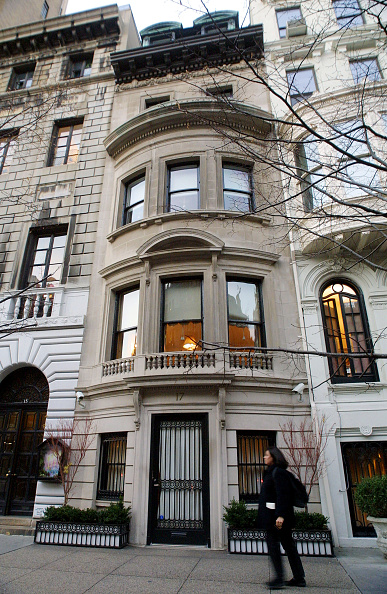 Townhouse「Mike Bloomberg Home in New York City」:写真・画像(0)[壁紙.com]