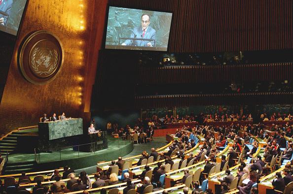Patriotism「United Nations 56th General Assembly」:写真・画像(9)[壁紙.com]