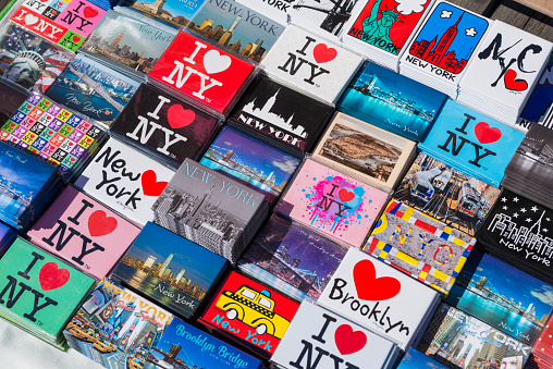 Souvenir「New York magnets souvenirs」:スマホ壁紙(14)