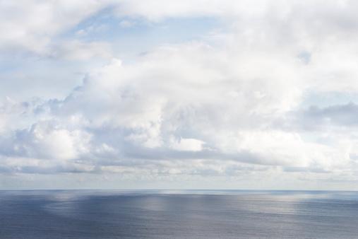 静かな情景「米国、オレゴン産、キャノンビーチ」:スマホ壁紙(4)
