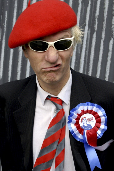 Photoshot「Captain Sensible promotes his Blah Party」:写真・画像(5)[壁紙.com]