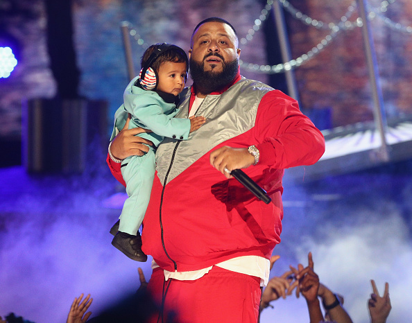 DJ Khaled「2017 BET Awards - Show」:写真・画像(4)[壁紙.com]