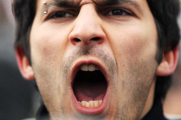 Men「Protestors Rally At U.N. On Turmoil In Egypt」:写真・画像(10)[壁紙.com]