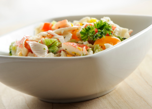 Pollock - Fish「Seafood salad」:スマホ壁紙(19)