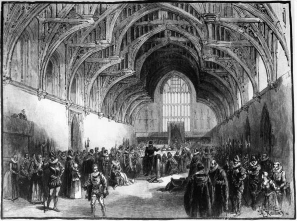 16世紀のスタイル「Elizabethan Trial」:写真・画像(15)[壁紙.com]