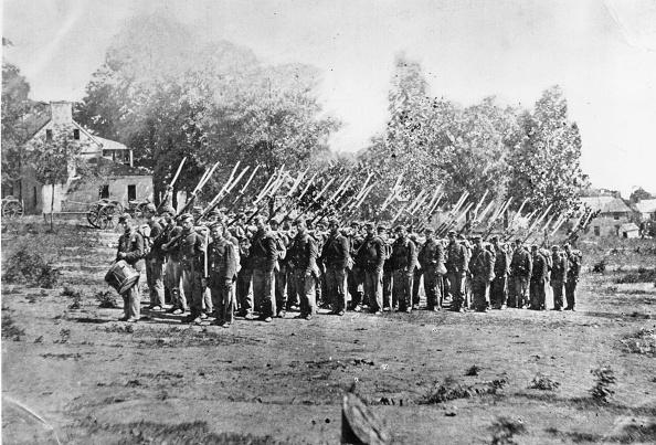 American Civil War「Infantrymen」:写真・画像(5)[壁紙.com]