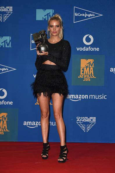 Suede「MTV EMAs 2019 - Winners Room」:写真・画像(18)[壁紙.com]