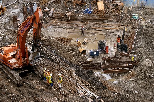 Construction Equipment「Fiat-Hitachi crawler excavator.」:写真・画像(14)[壁紙.com]