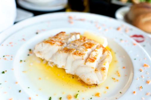 Sea Bass「Fillet of  Seabass in lemon and butter sauce」:スマホ壁紙(10)