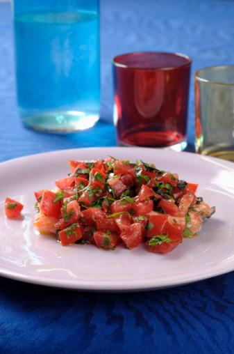 Tarragon「Fillet of Salmon with Tomatoes」:スマホ壁紙(15)