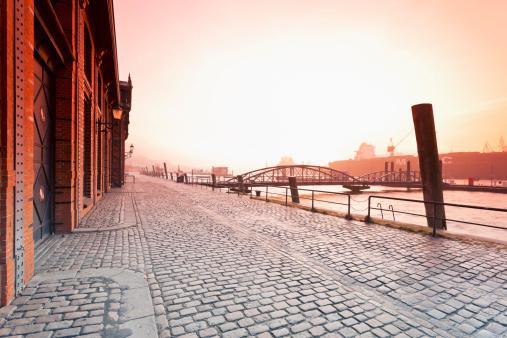 St「Germany, Hamburg, historic fish market hall in St. Pauli」:スマホ壁紙(19)