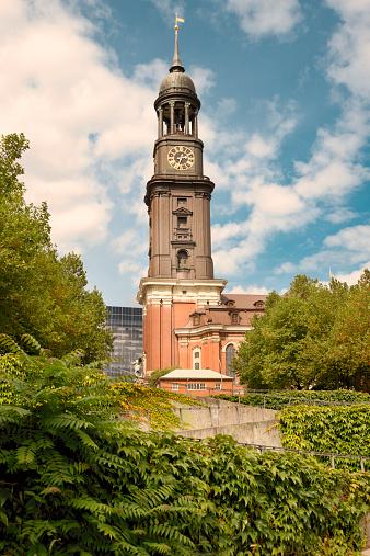 St「Germany, Hamburg, St. Michaelis Church」:スマホ壁紙(19)