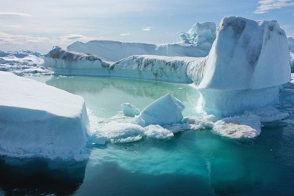 Greenland「Western Greenland Hit By Unseasonably Warm Weather」:写真・画像(7)[壁紙.com]