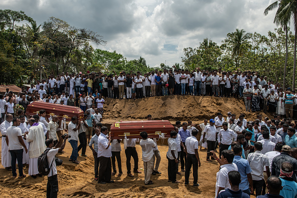 Negombo「Multiple Explosions Hit Sri Lanka On Easter Sunday」:写真・画像(3)[壁紙.com]