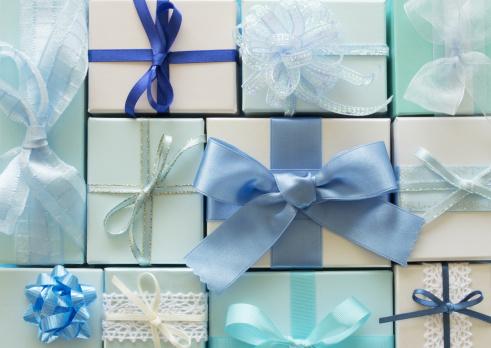 プレゼント「Many types of gift boxes」:スマホ壁紙(17)