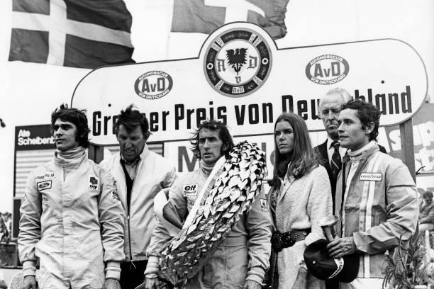 Jackie Stewart - Race Car Driver「Cevert & Others At Grand Prix Of Germany」:写真・画像(15)[壁紙.com]