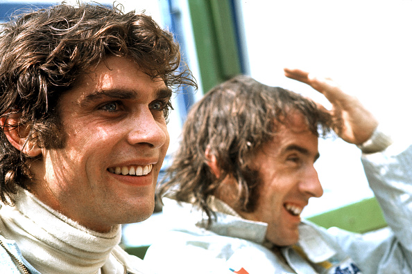 1人「Cevert, Stewart, Grand Prix of Germany」:写真・画像(13)[壁紙.com]