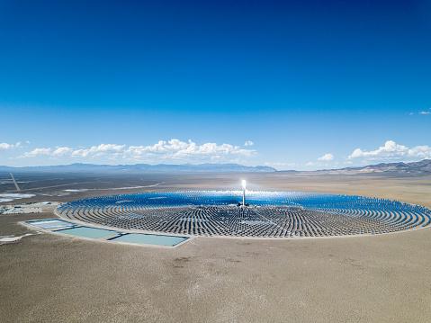 Solar System「Alternative Energy Solar Thermal Power Station」:スマホ壁紙(17)
