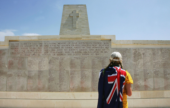 Scott Barbour「90th Anniversary Of The Battle Of Gallipoli」:写真・画像(16)[壁紙.com]