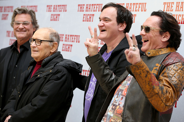 The Hateful Eight「'The Hateful Eight' Photocall in Rome」:写真・画像(3)[壁紙.com]