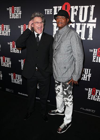 The Hateful Eight「The Hateful Eight Australian Premiere - Arrivals」:写真・画像(12)[壁紙.com]