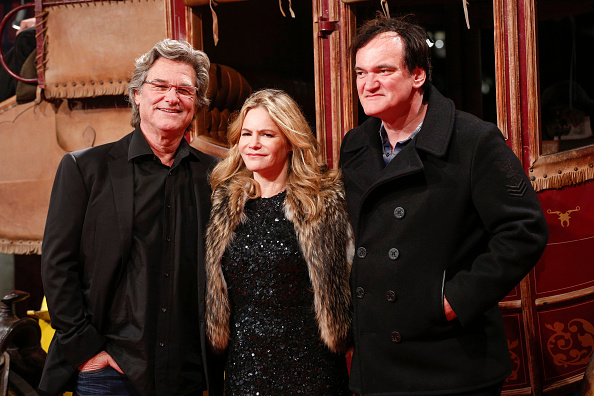 The Hateful Eight「'The Hateful 8' German Premiere In Berlin」:写真・画像(4)[壁紙.com]
