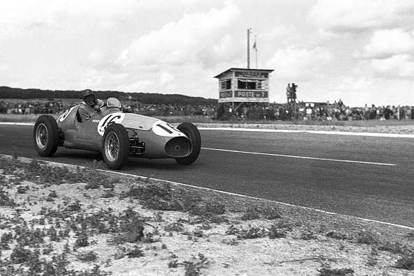 Grand Prix Motor Racing「Roberto Mieres, Grand Prix Of France」:写真・画像(4)[壁紙.com]