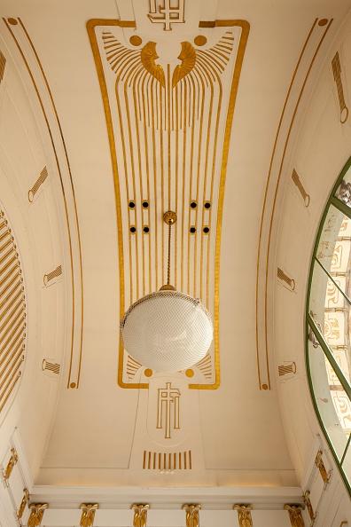 Ceiling「Karlsplatz Station」:写真・画像(8)[壁紙.com]