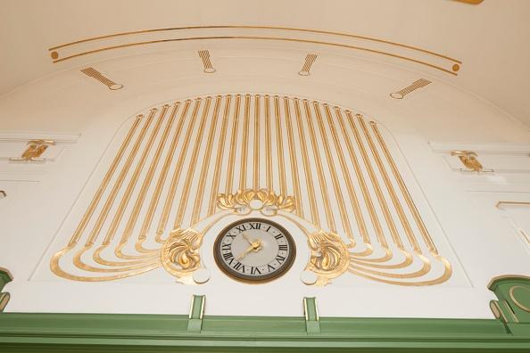 Ceiling「Karlsplatz Station」:写真・画像(4)[壁紙.com]