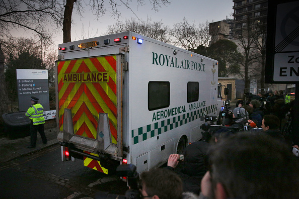 Infectious Disease「First Case Of Ebola Diagnosed In The UK」:写真・画像(6)[壁紙.com]