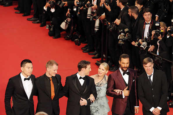 "Chris Sparling「""The Sea Of Trees"" Premiere - The 68th Annual Cannes Film Festival」:写真・画像(18)[壁紙.com]"