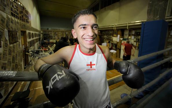 Sibling「Haroon Kahn boxer 2008」:写真・画像(2)[壁紙.com]