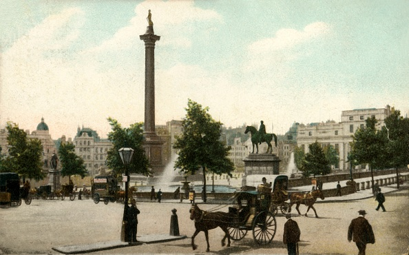 Post - Structure「Nelsons Column And Trafalgar Square」:写真・画像(17)[壁紙.com]