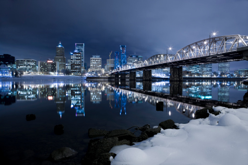 Frost「City Snow XXL」:スマホ壁紙(10)