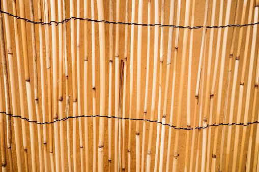 竹「Bamboo Fencing」:スマホ壁紙(8)