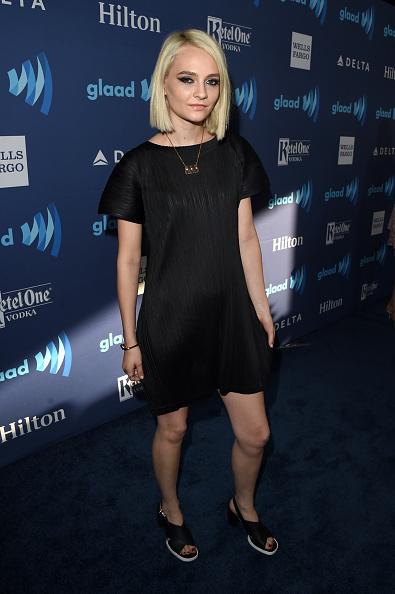 Medium-length Hair「Red Carpet - 26th Annual GLAAD Media Awards」:写真・画像(19)[壁紙.com]