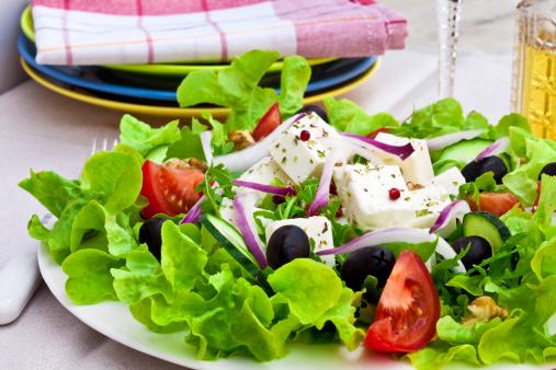 Arugula「greek salad」:スマホ壁紙(11)