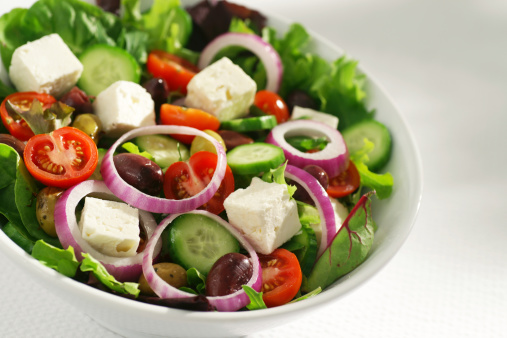 Cool Attitude「Greek Salad」:スマホ壁紙(6)
