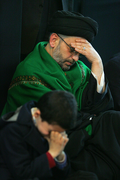 Baghdad「Shiites Celebrate Ashora At Headquarters Of Election Winners In Iraq」:写真・画像(3)[壁紙.com]