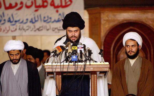 Muqtada Al-Sadr「Najaf Standoff Continues Amid Negotiations」:写真・画像(11)[壁紙.com]