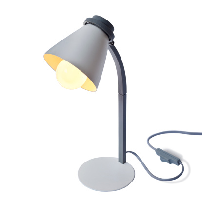 Desk Lamp「Reading Lamp On White」:スマホ壁紙(5)