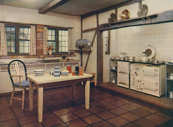 Rustic「A Farmhouse Kitchen Redesigned By Mrs Darcy Braddell」:写真・画像(7)[壁紙.com]
